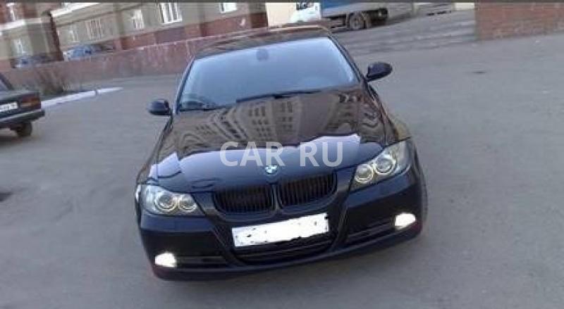 BMW 3-series, Абакан