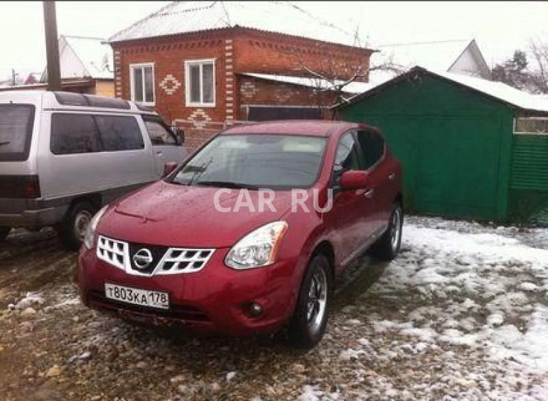 Nissan Rogue, Апшеронск