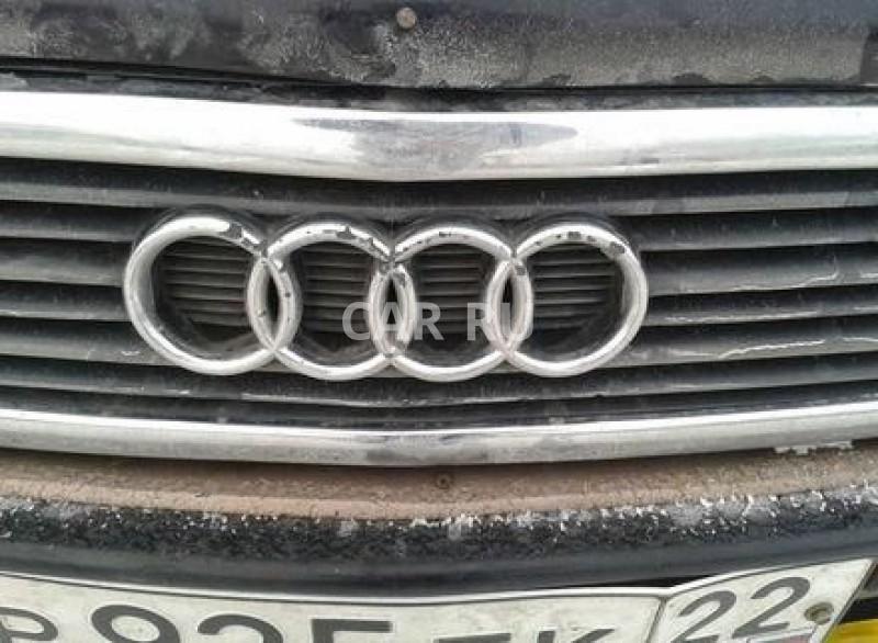 Audi 100, Алтайское