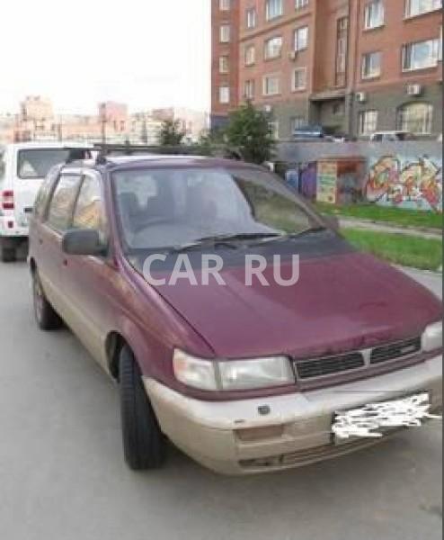 Mitsubishi Chariot, Барышево