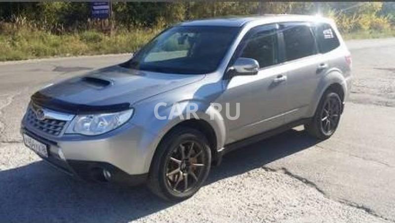 Subaru Forester, Ангарск