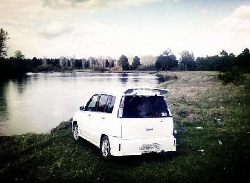 Nissan Cube, Абакан