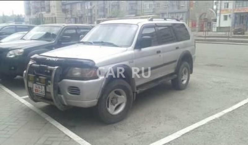 Mitsubishi Montero Sport, Барнаул