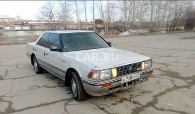 Toyota Crown, Амурск