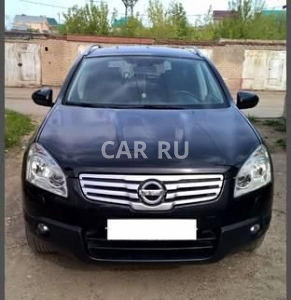 Nissan Qashqai+2, Альметьевск