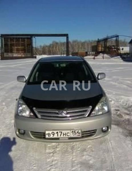Toyota Allion, Барабинск
