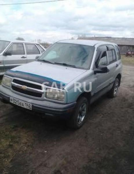 Chevrolet Tracker, Анжеро-Судженск
