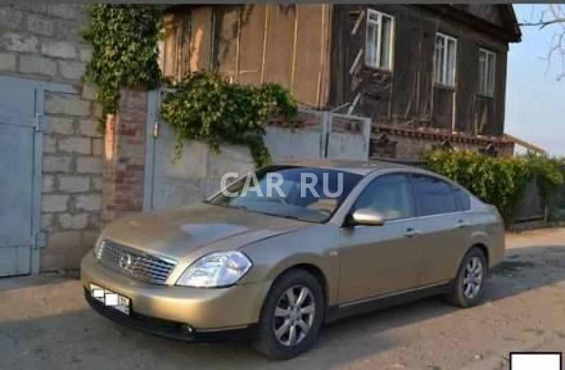 Nissan Cefiro, Астрахань