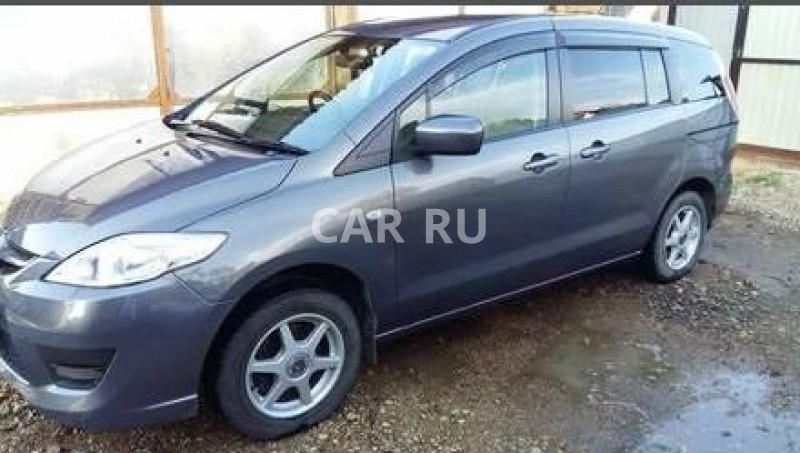 Mazda Premacy, Арсеньев