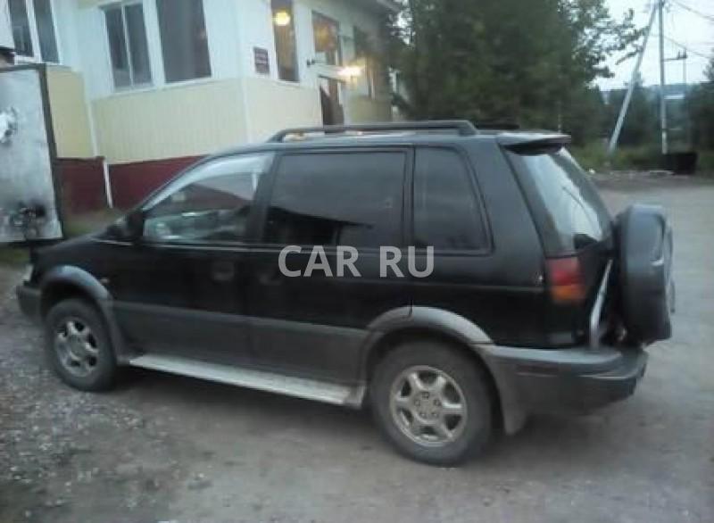 Mitsubishi RVR, Алдан