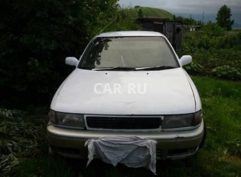 Nissan Sunny, Алтайское