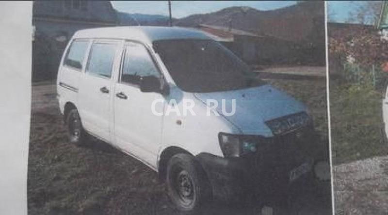 Toyota Lite Ace, Байкальск