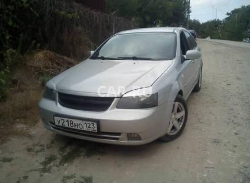 Chevrolet Lacetti, Анапа