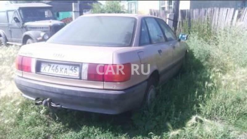 Audi 80, Альменево