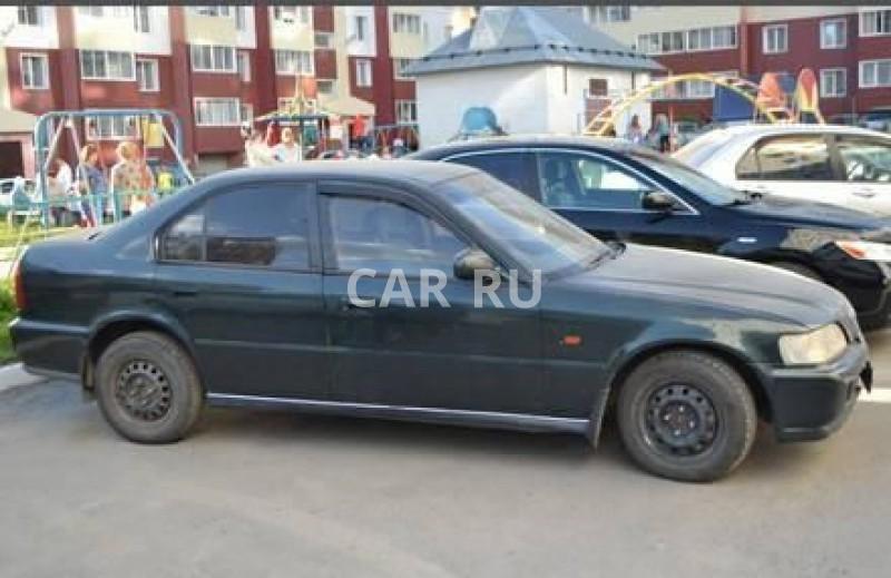 Honda Rafaga, Барнаул