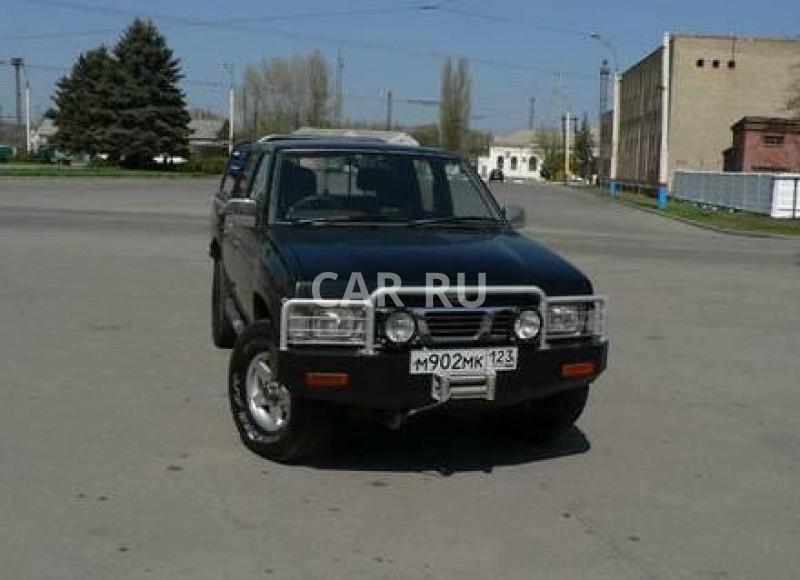 Nissan Datsun, Армавир