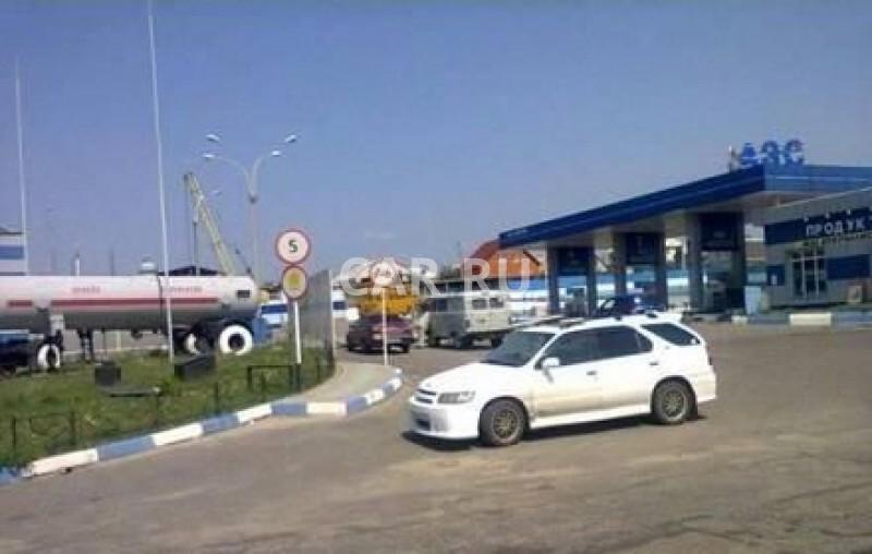 Nissan R'nessa, Белгород
