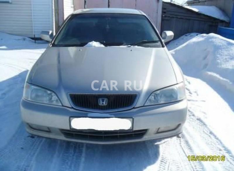 Honda Saber, Барабинск
