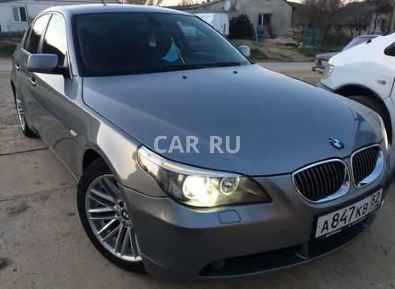 BMW 5-series, Бахчисарай