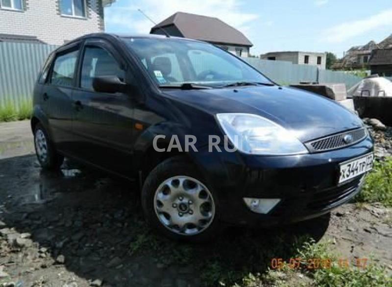 Ford Fiesta, Барнаул