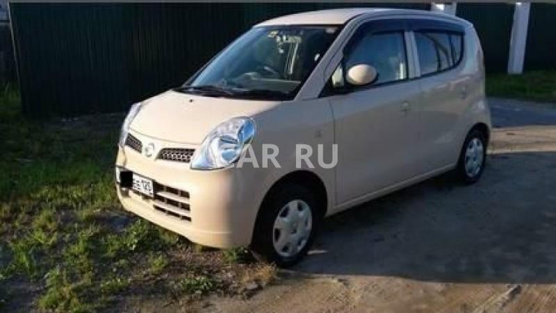 Nissan Moco, Артём