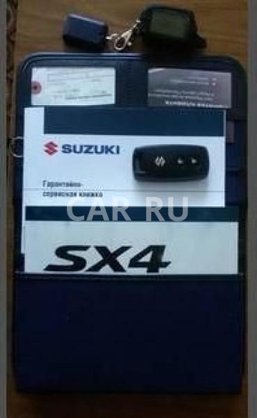 Suzuki SX4, Барабинск