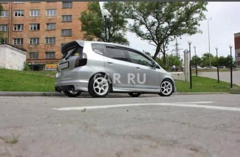 Honda Fit, Амурск