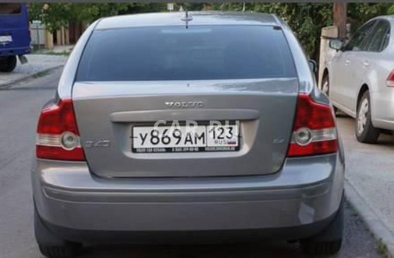 Volvo S40, Анапа