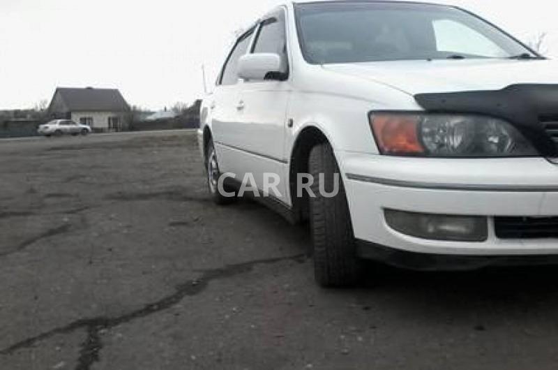 Toyota Vista, Барабинск