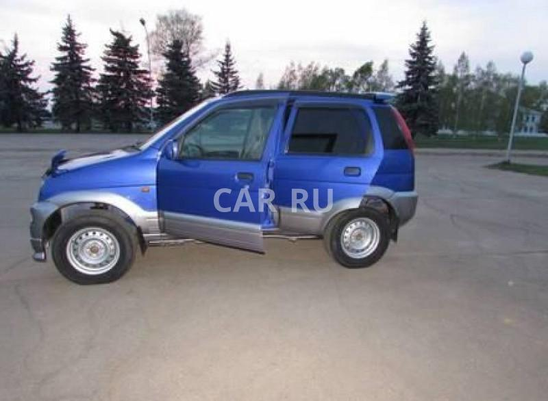 Toyota Cami, Арсеньев