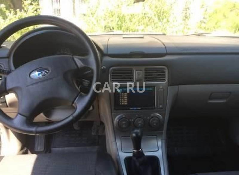 Subaru Forester, Алушта
