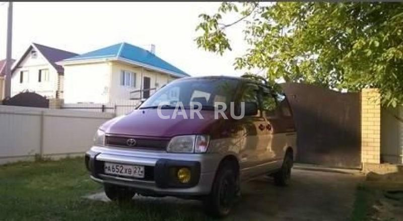 Toyota Town Ace Noah, Анапа