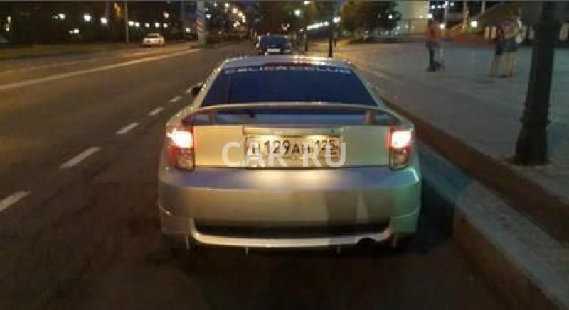 Toyota Celica, Владивосток