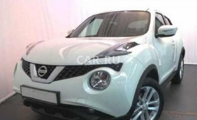 Nissan Juke, Алушта