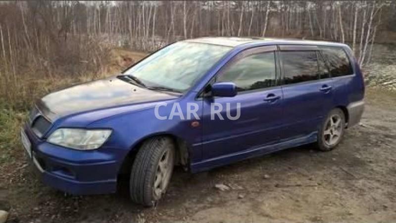 Mitsubishi Lancer Cedia, Ангарск