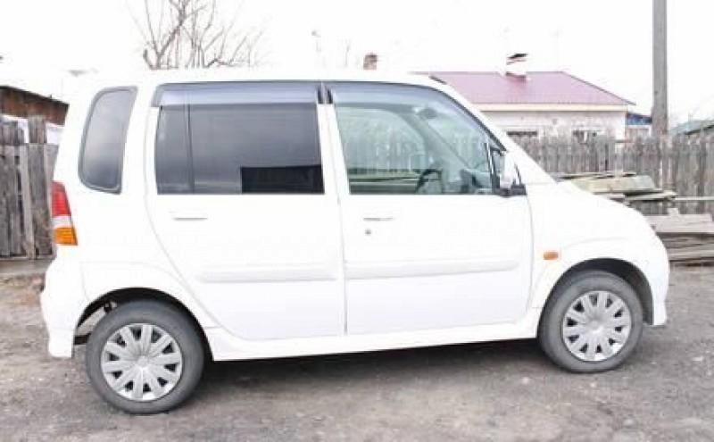 Mitsubishi Toppo BJ Wide, Абакан