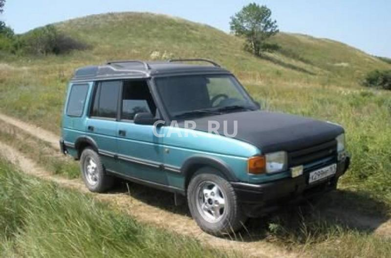 Land Rover Discovery, Батайск
