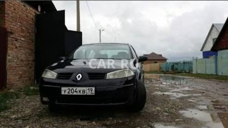 Renault Megane, Абакан