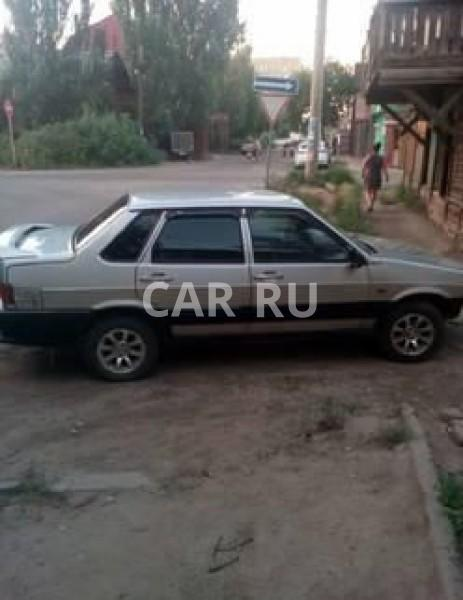 Лада 2115, Астрахань