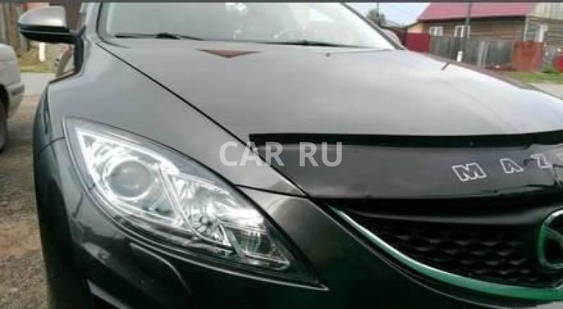 Mazda 6, Абатское