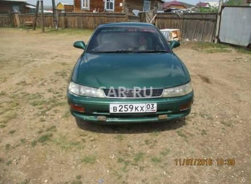 Toyota Corolla Levin, Агинское