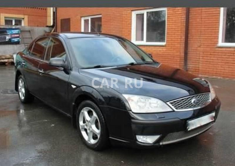 Ford Mondeo, Абаза