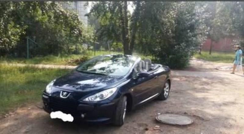 Peugeot 307, Ангарск