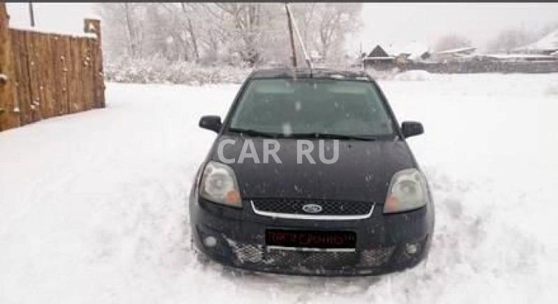 Ford Fiesta, Анжеро-Судженск