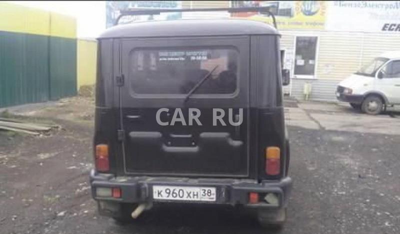 Уаз 3151, Балаганск