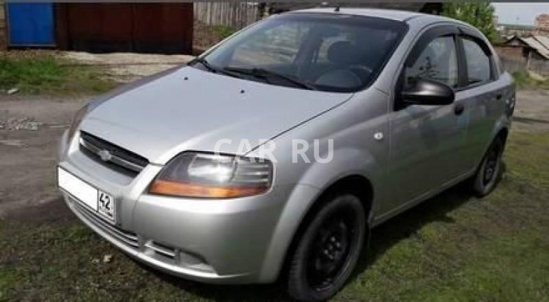 Chevrolet Aveo, Анжеро-Судженск