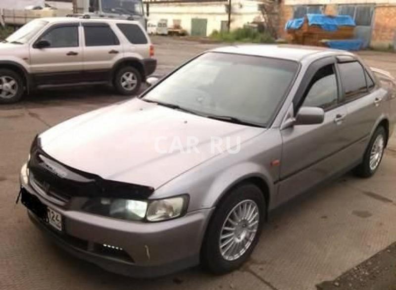 Honda Accord, Абакан