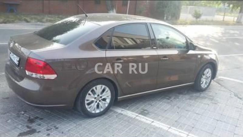 Volkswagen Polo, Анапская