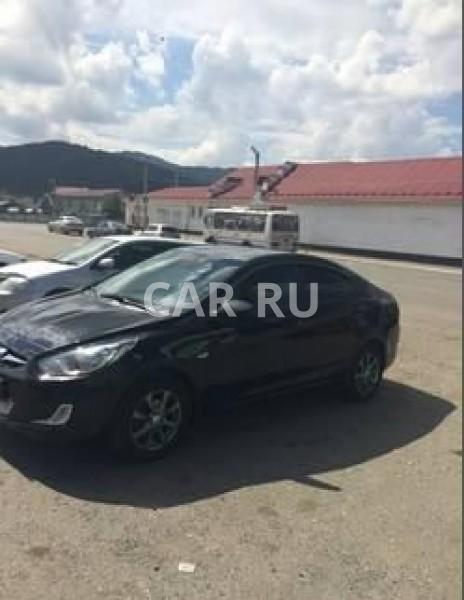 Hyundai Solaris, Барнаул
