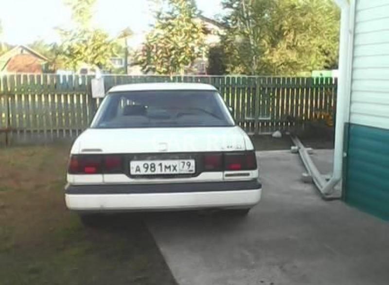 Honda Accord, Амурзет